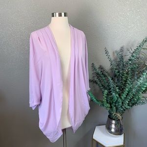 Urban Outfitters sheer duster medium